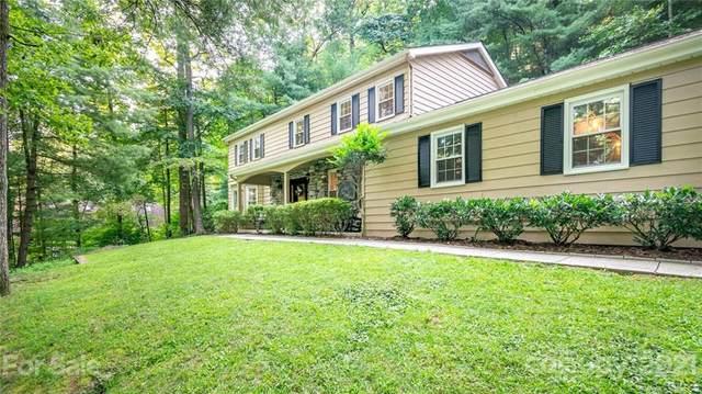 220 Estate Drive, Hendersonville, NC 28739 (#3777736) :: Premier Realty NC