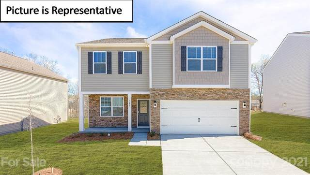 4001 Lampasas Lane #50, Charlotte, NC 28214 (#3777761) :: Homes Charlotte