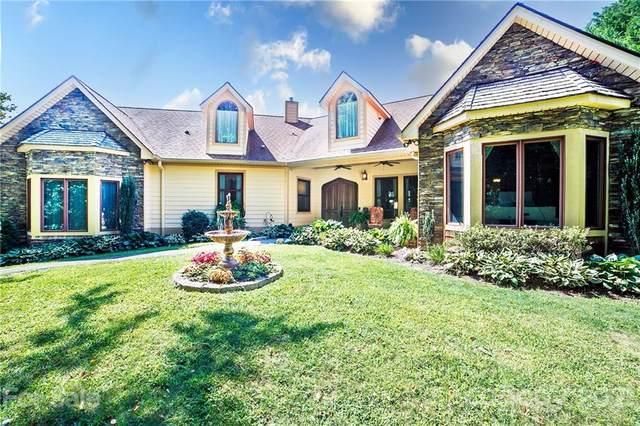 628 Vista Falls Road, Mills River, NC 28759 (#3777913) :: Besecker Homes Team