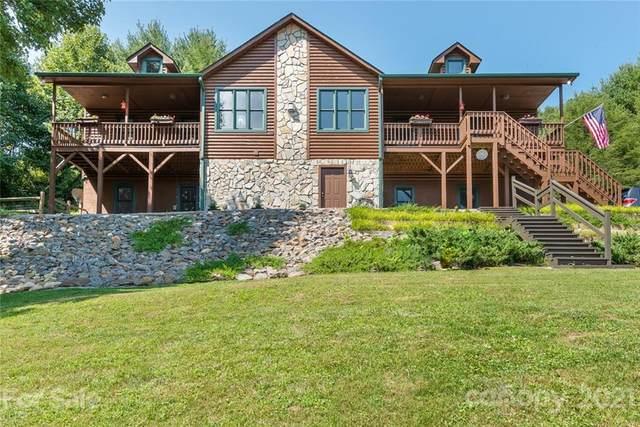 105 Ironwood Drive, Clyde, NC 28721 (#3777921) :: Austin Barnett Realty, LLC
