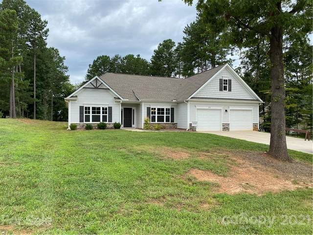 113 NW Windstone Drive NW Lot 3, Troutman, NC 28166 (#3777953) :: Exit Realty Elite Properties