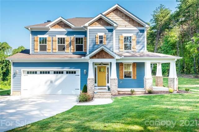 1203 Eufola Road, Statesville, NC 28677 (#3778159) :: LePage Johnson Realty Group, LLC