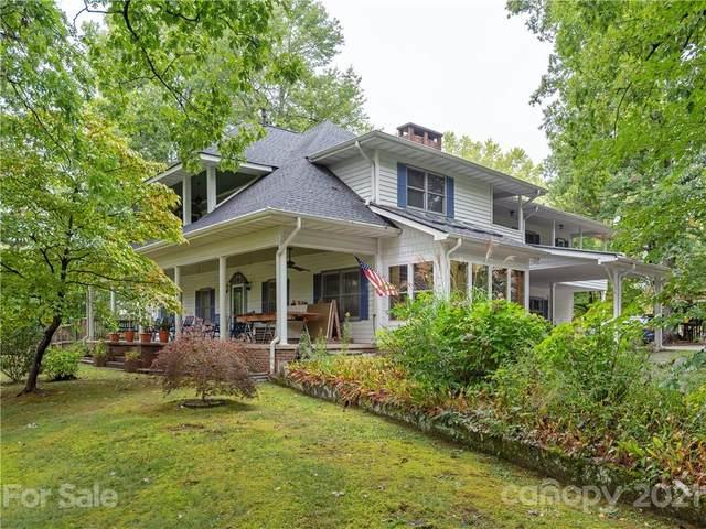1740 Haywood Road, Hendersonville, NC 28791 (#3778180) :: Rhonda Wood Realty Group