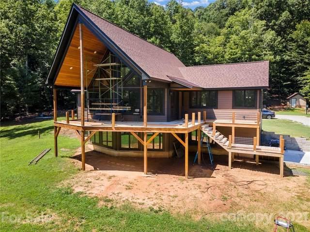 8745 Lake James Road, Nebo, NC 28761 (#3778214) :: Modern Mountain Real Estate