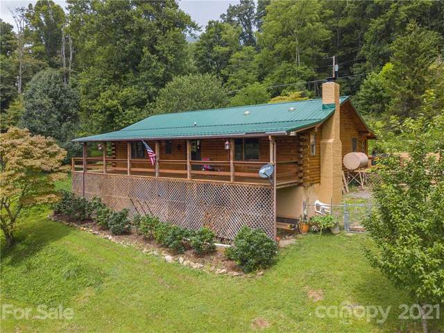 57 Foggy Cove, Waynesville, NC 28785 (#3778217) :: Carver Pressley, REALTORS®