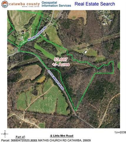 0000 Little Mountain Road, Catawba, NC 28609 (#3778257) :: LePage Johnson Realty Group, LLC