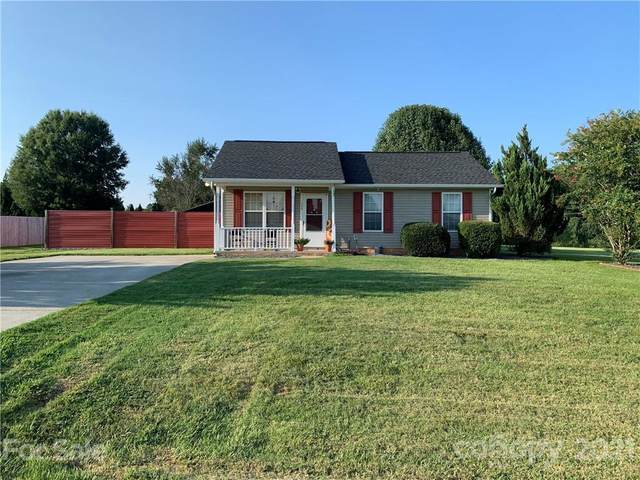 125 Morning Dew Drive, Statesville, NC 28677 (#3778260) :: LePage Johnson Realty Group, LLC