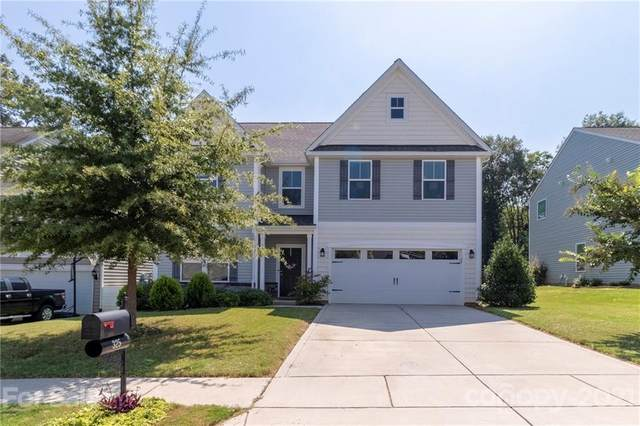 325 Moses Rhyne Drive, Mount Holly, NC 28120 (#3778305) :: Caulder Realty and Land Co.