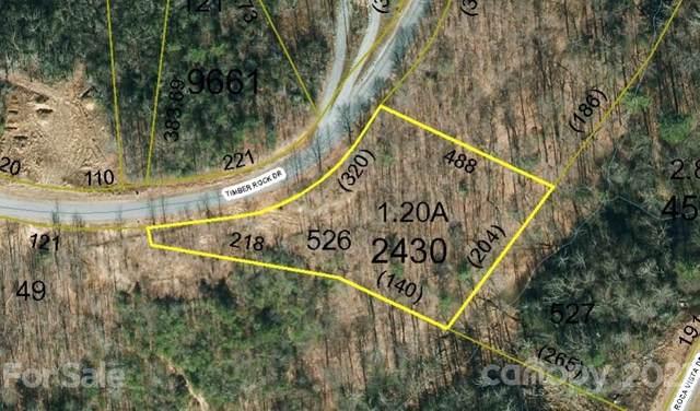 Lot# 526 Timber Rock Drive #526, Lenoir, NC 28645 (#3778403) :: High Vistas Realty