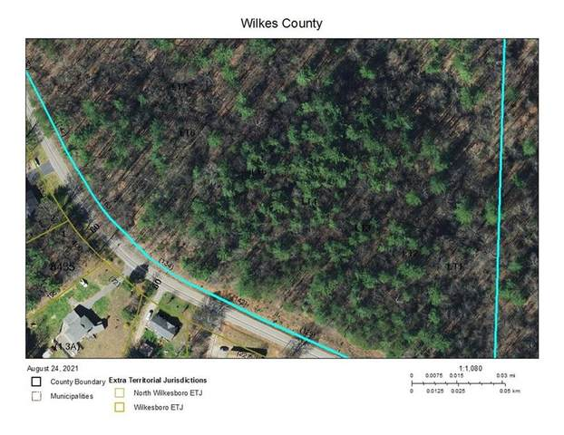 0 River Rd Liberty Grove Church Road #2, North Wilkesboro, NC 28659 (#3778579) :: The Ordan Reider Group at Allen Tate