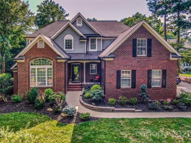 105 Cypress Cove Lane, Mooresville, NC 28117 (#3778599) :: Caulder Realty and Land Co.