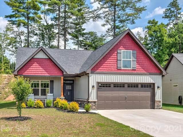 183 Water Leaf Drive, Weaverville, NC 28787 (#3778614) :: Exit Realty Elite Properties