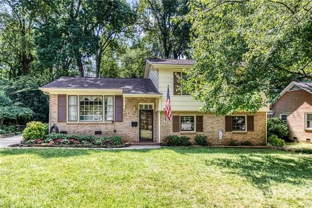 3935 Glenfall Avenue, Charlotte, NC 28210 (#3778688) :: Homes Charlotte