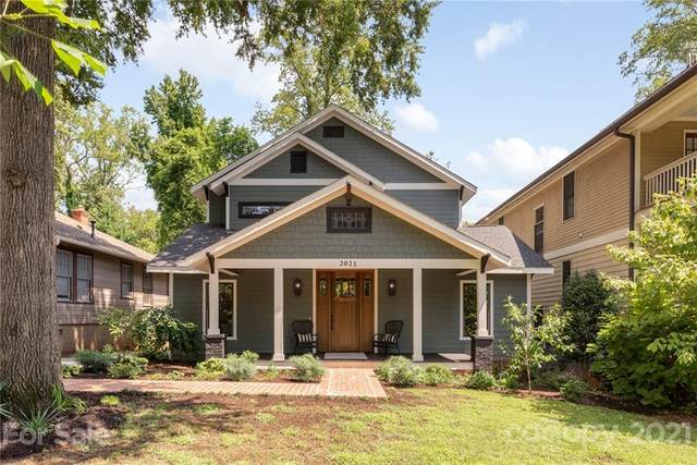 2021 E 9th Street, Charlotte, NC 28204 (#3778694) :: Exit Realty Elite Properties
