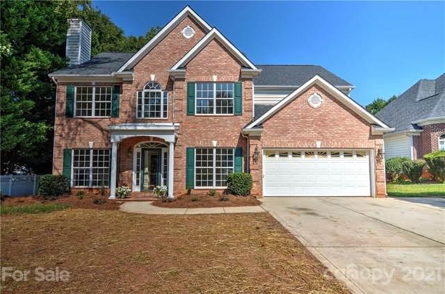 2913 Patten Hill Drive, Matthews, NC 28105 (#3778798) :: Briggs American Homes