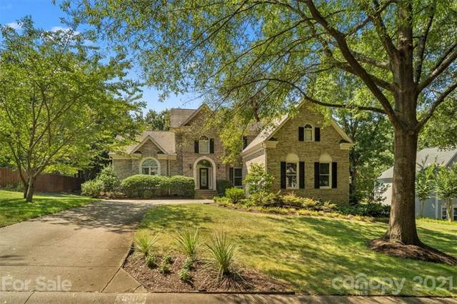 15611 Woodland Ridge Lane, Charlotte, NC 28278 (#3778850) :: Carver Pressley, REALTORS®