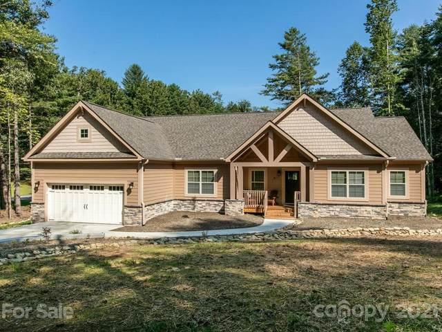 24 Mountain Lake Drive, Hendersonville, NC 28739 (#3778993) :: LePage Johnson Realty Group, LLC