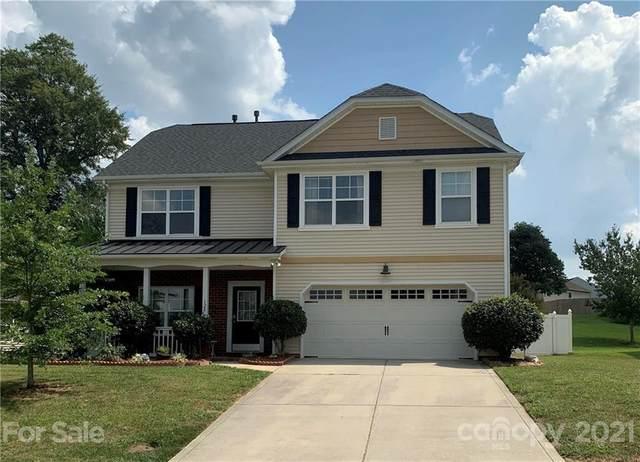 128 Farm Springs Drive, Mount Holly, NC 28120 (#3779032) :: Robert Greene Real Estate, Inc.