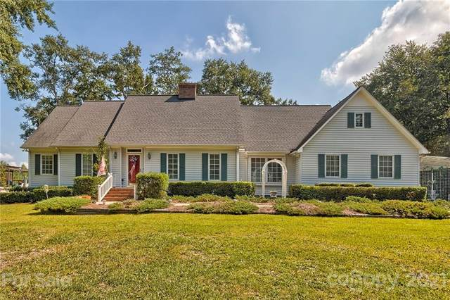 210 Blackwell Drive, Kershaw, SC 29067 (#3779033) :: Caulder Realty and Land Co.