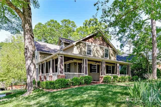 1803 Kenwood Avenue, Charlotte, NC 28205 (#3779087) :: Puma & Associates Realty Inc.