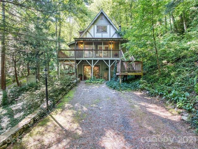 21 Christy Lane, Maggie Valley, NC 28751 (#3779113) :: Home and Key Realty