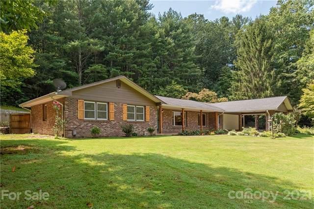 160 Cold Springs Road, Hendersonville, NC 28792 (#3779126) :: Carmen Miller Group
