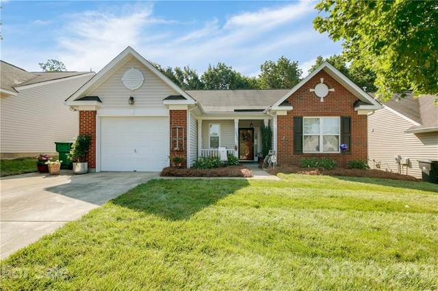 12828 Deaton Hill Drive, Charlotte, NC 28269 (#3779214) :: Besecker Homes Team