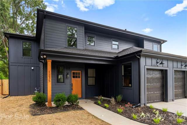 1235 Meadow Lane, Charlotte, NC 28205 (#3779244) :: Besecker Homes Team