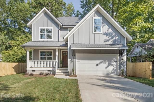 1012 Rockway Drive, Charlotte, NC 28205 (#3779259) :: Puma & Associates Realty Inc.