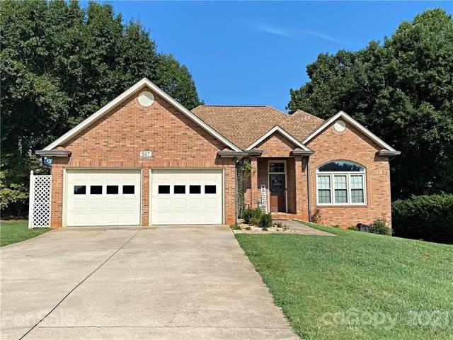 507 Rock Barn Road NE, Conover, NC 28613 (#3779267) :: Exit Realty Elite Properties