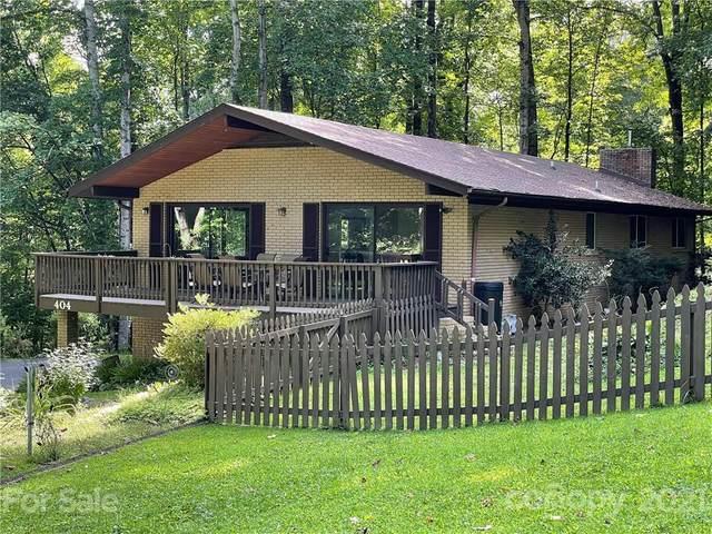 404 Sky Ridge Lane, Hendersonville, NC 28739 (#3779276) :: Briggs American Homes