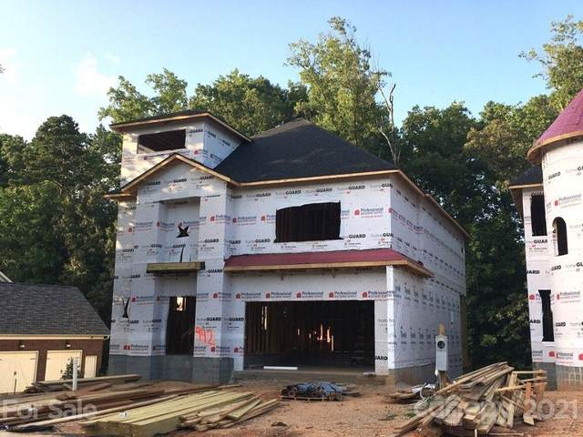 942 Laurel Creek Lane, Charlotte, NC 28211 (#3779290) :: Cloninger Properties