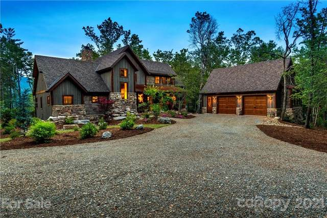 1169 West Side Trail #1, Nebo, NC 28761 (#3779308) :: Modern Mountain Real Estate