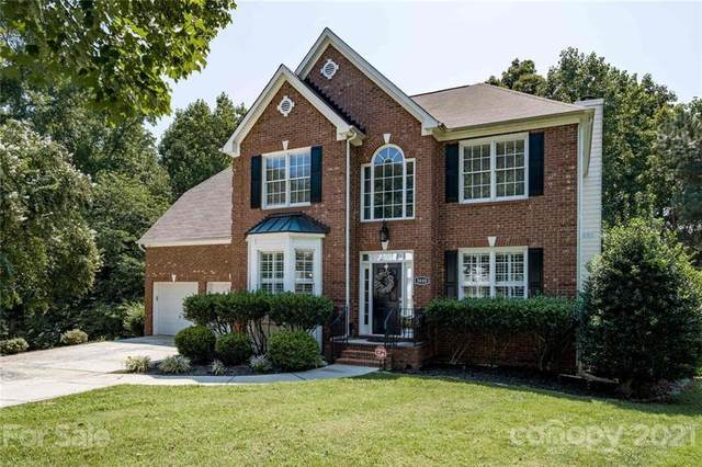 3640 Arklow Road, Charlotte, NC 28269 (#3779394) :: Caulder Realty and Land Co.