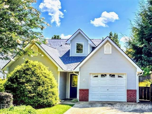 22 Village Parkway, Black Mountain, NC 28711 (#3779410) :: Puma & Associates Realty Inc.