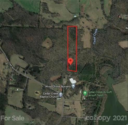 0 Fawn Lane, Mocksville, NC 27028 (#3779456) :: Odell Realty