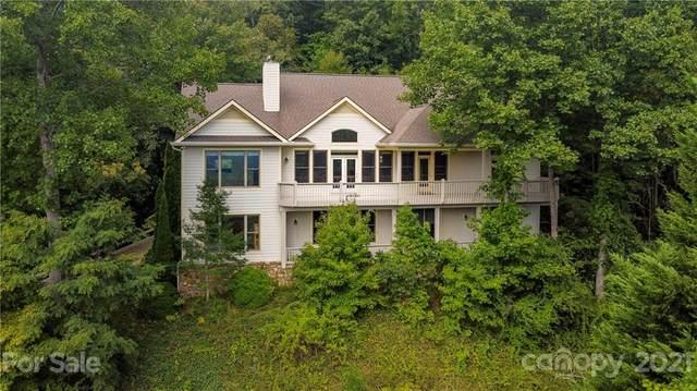 312 Mountain Crest Drive, Hendersonville, NC 28739 (#3779466) :: LePage Johnson Realty Group, LLC