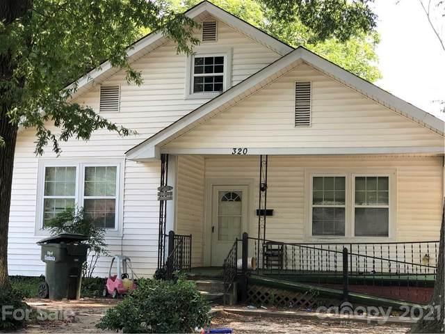 320 Weldon Street, Gastonia, NC 28052 (#3779495) :: Home and Key Realty