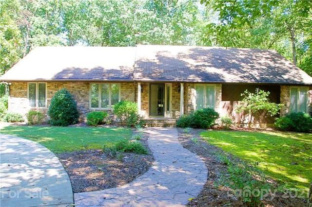 215 Hugh Crocker Road, Matthews, NC 28104 (#3779504) :: Briggs American Homes