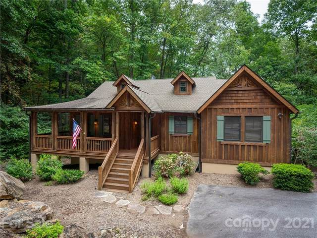 220 Boulder Creek Lane, Tuckasegee, NC 28783 (#3779533) :: Caulder Realty and Land Co.