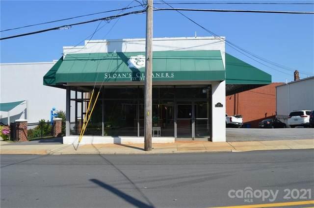 109 E Water Street, Statesville, NC 28677 (#3779566) :: DK Professionals
