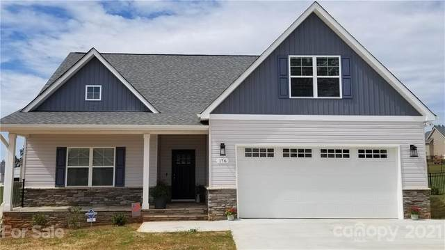 188 Greythorn Drive #37, Statesville, NC 28625 (#3779591) :: Exit Realty Elite Properties