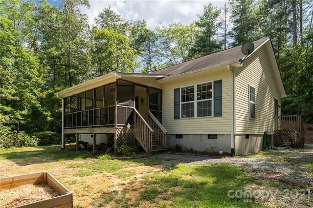 54 Oak Laurel Road, Brevard, NC 28712 (#3779599) :: BluAxis Realty