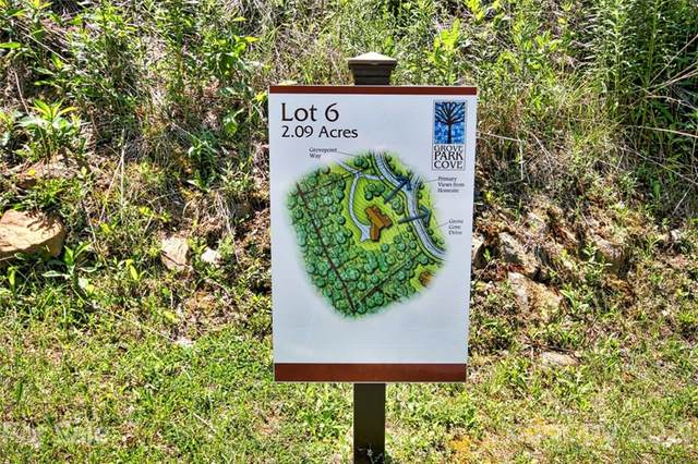 8 Grovepoint Way Lot 6, Asheville, NC 28804 (#3779699) :: Mossy Oak Properties Land and Luxury