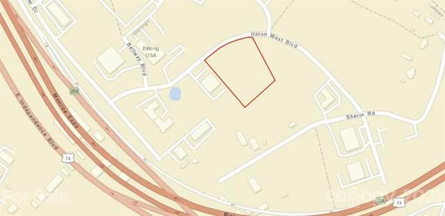 0 Union West Boulevard, Matthews, NC 28104 (#3779720) :: MartinGroup Properties
