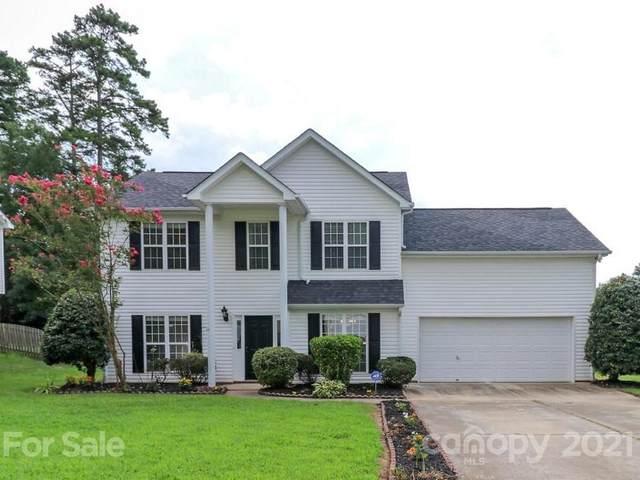 5027 Weatherly Way, Stallings, NC 28104 (#3779762) :: Exit Realty Elite Properties