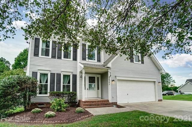 14302 Blue Grass Drive, Huntersville, NC 28078 (#3779781) :: Exit Realty Elite Properties