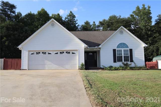 1050 Pinehaven Drive, Salisbury, NC 28146 (#3779784) :: Exit Realty Elite Properties