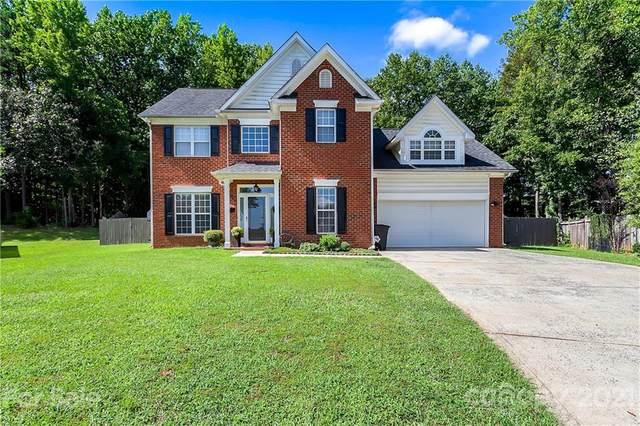 11600 Hidden Grove Trail, Charlotte, NC 28215 (#3779793) :: Carver Pressley, REALTORS®