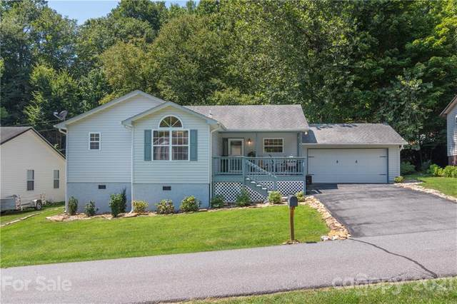 179 Pinellas Lane, Waynesville, NC 28785 (#3779794) :: Home and Key Realty